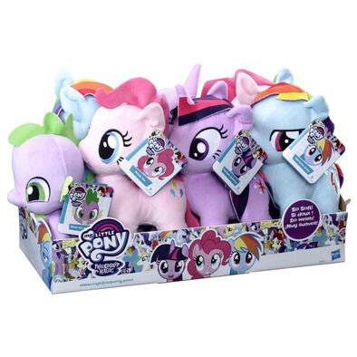 My Little Pony Soft Soft Toy Figure - Assorted