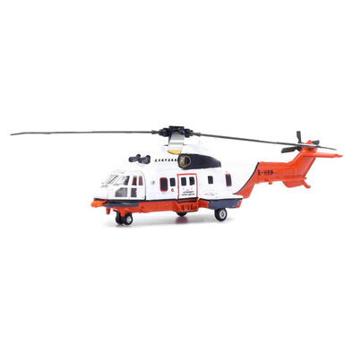 Tiny Hkgfs Super Puma Helicopter