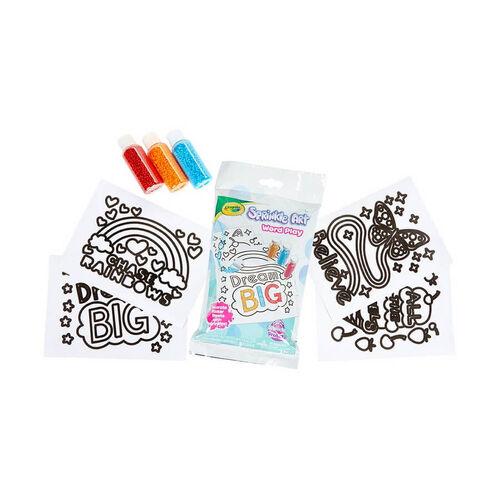 Crayola繪兒樂填色冊