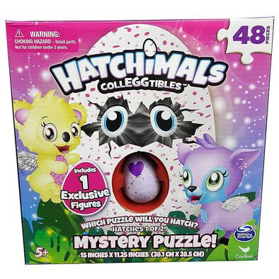 Hatchimals魔法寵物蛋 拼圖隨機發貨