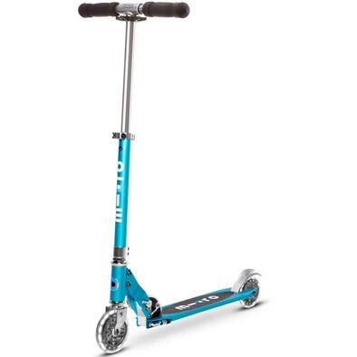 Micro Mobility Spirit 【閃轆版】兩輪滑板車 海藍色