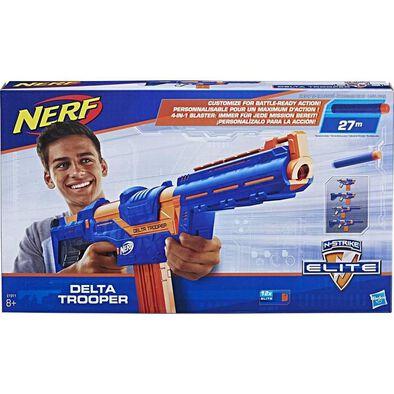 NERF熱火精英系列n-Strike 特種部隊組裝步槍