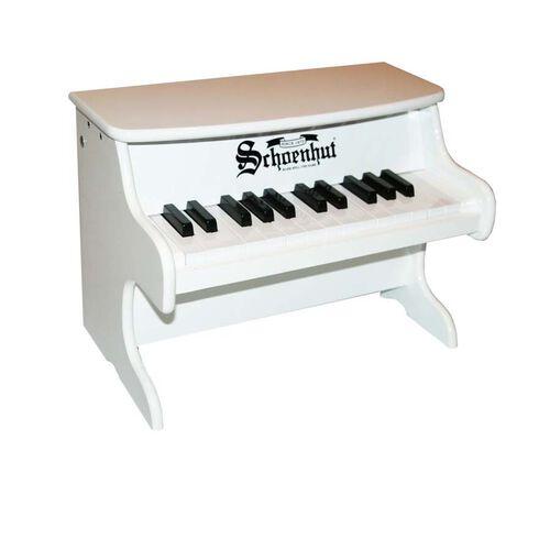 Schoenhut My First Piano II - 25音 (白色)