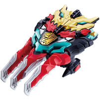 Power Rangers Ryusoulger騎士龍系列  Dx 終極龍魂變身器