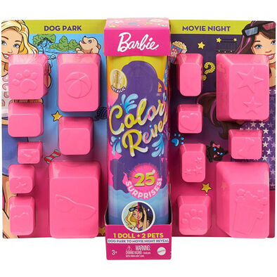 Barbie Color Reveal Dog Park