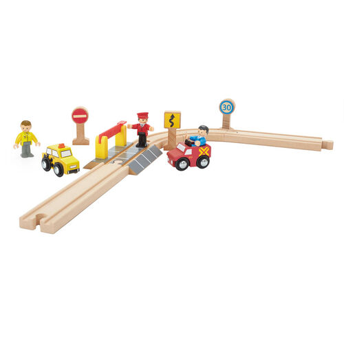 Universe of Imagination  Central Station Train Set - Exclusive