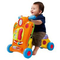Bru Infant & Preschool 2合1學行車