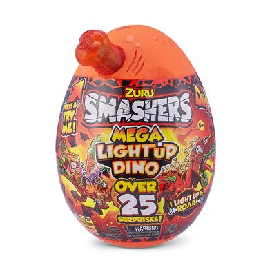 Zuru Smashers爆裂小子 火山恐龍特大蛋 - 隨機發貨