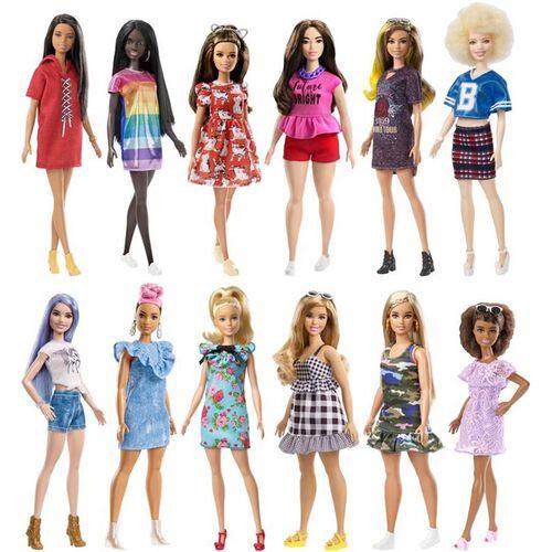 時尚達人系列barbie芭比 隨機發貨