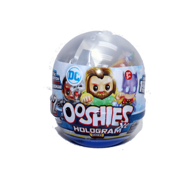 Headstart Ooshies  Marvel Xl Hologram 扭蛋公仔