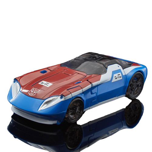 Transformers Generations Selects Deluxe Wfc-Gs06 Smokescreen Figure