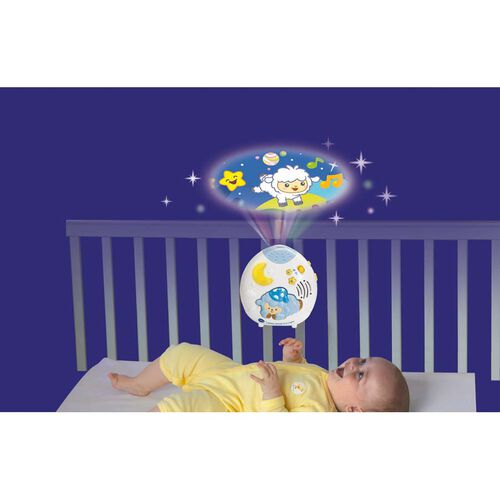 Vtech偉易達 小綿羊嬰兒床燈
