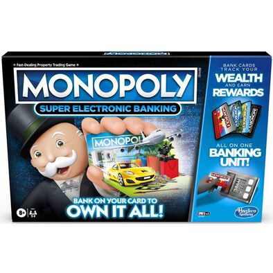Monopoly Ultimate Rewards Board Game