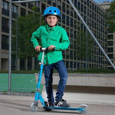 Micro Mobility Micro Spirit 兩輪滑板車 藍色