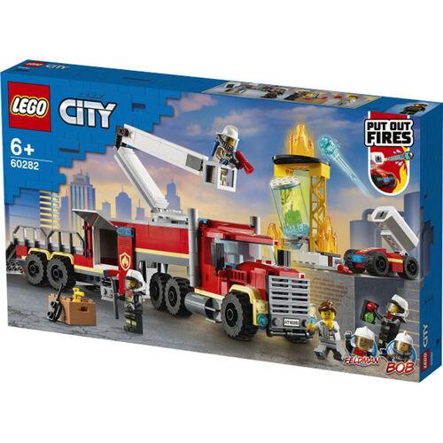 LEGO樂高城市系列 消防指揮部隊 - 60282