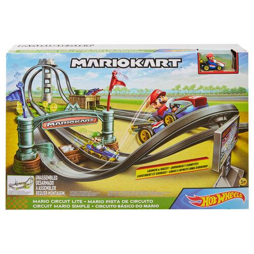Hot Wheels風火輪 風火輪mario Kart 系列環迴組