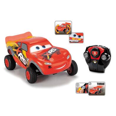 Cars - Lightning Mcqueen Xrc 1:24