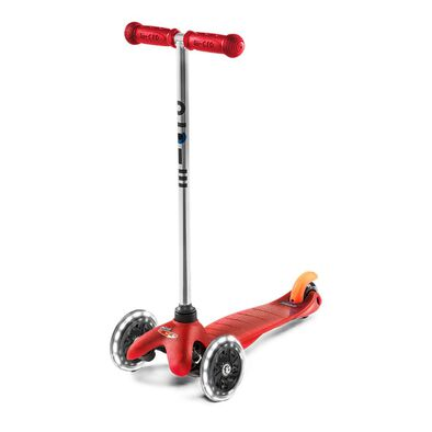Micro Mobility Classic 紅色scooter