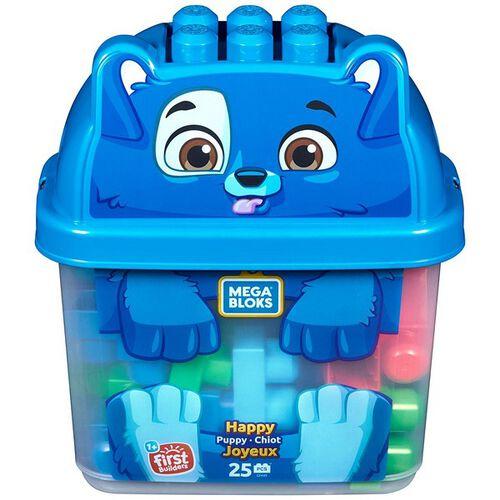 Mega Bloks First Builders Animal Buckets - Assorted