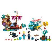 LEGO樂高好朋友系列 小海豚救援任務 41378