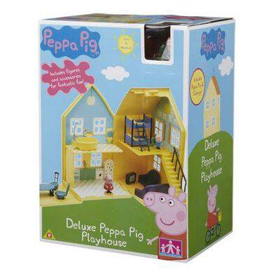 Peppa Pig粉紅豬小妹小屋
