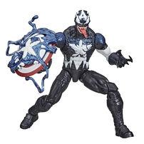 """Spider-Man蜘蛛俠 Marvel Legends 6"""" 美國隊長毒魔化人偶"""