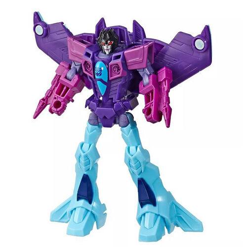 Transformers變形金剛賽博斯宇宙系列 斯比頓傳奇戰士級別滑流動作玩偶