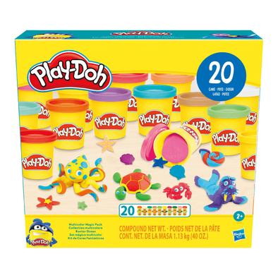 Play-doh培樂多 多色魔法套裝