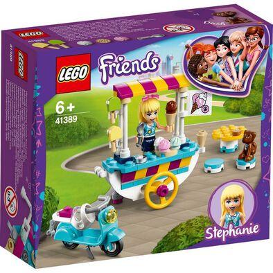 LEGO樂高好朋友系列 特色雪糕車 41389