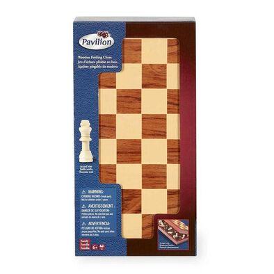 Pavilion 木製國際象棋