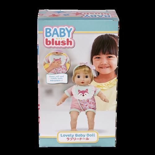 Baby Blush 親親寶貝  可愛嬰兒玩偶