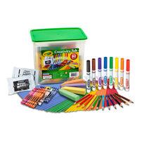 Crayola繪兒樂 綜合顏色創意套裝