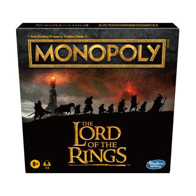 Monopoly大富翁 魔戒版