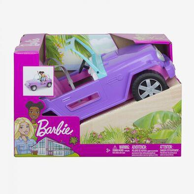 Barbie芭比 吉普車
