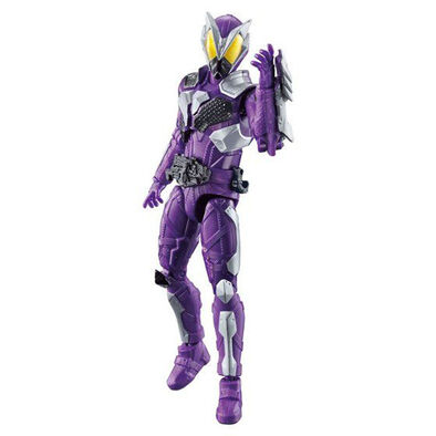 Kamen Rider 幪面超人Zero-One Rkf 可動幪面超人系列 滅 尖刺蠍子形態