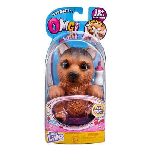 Little Live Pets我的小寵物可愛發聲小狗-牧羊犬-隨機發貨