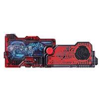Kamen Rider幪面超人Zero-One Dx 烈火巨虎變身匙卡