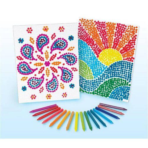 Crayola繪兒樂貼紙繪畫套裝