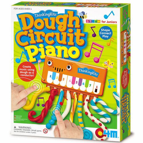 4M 創意泥膠鋼琴