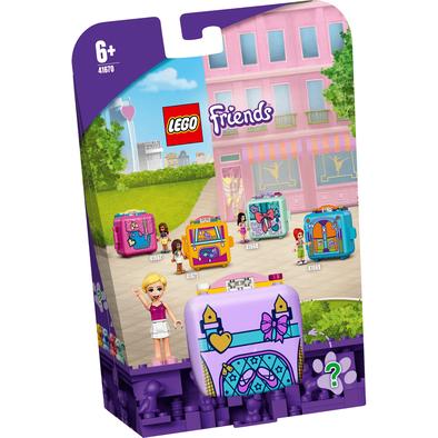LEGO樂高好朋友系列 Stephanie 的芭蕾奇趣方 41670
