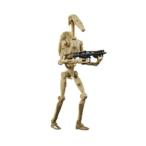 Star Wars 星球大戰 Black Series Battle Droid