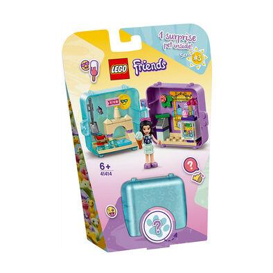 LEGO 樂高好朋友系列 Emma 渡假遊戲寶盒