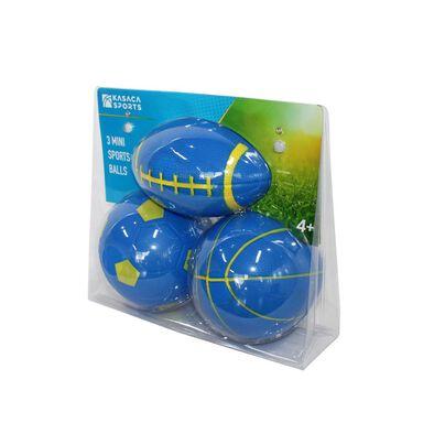 Kasaca Sports 海綿球3個裝
