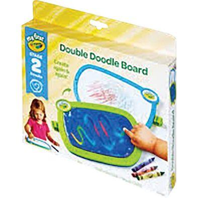 Crayola繪兒樂雙層繪畫板