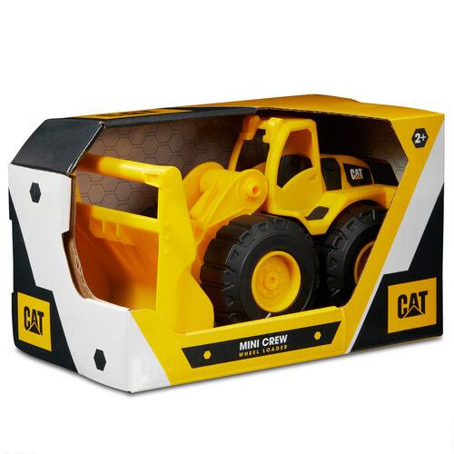 Cat卡特比勒 迷你隊員7寸車輛 - 隨機發貨
