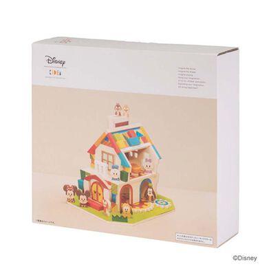 Disney Kidea 豪華大屋套裝 米奇與好友