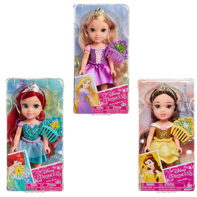 Disney Princess迪士尼公主 閃亮小公主系列- 隨機發貨