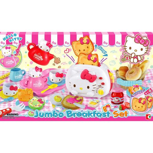 Sanrio三麗鷗 Hello Kitty廚房系列 - 珍寶早晨全餐