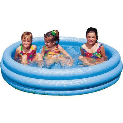 Intex 5呎藍色嬉水池