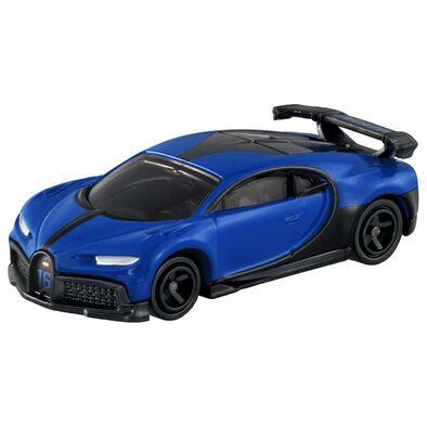Tomica多美 合金車 No. 37 Bugatti Chiron Pur Sports